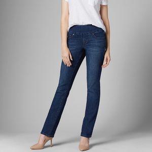 Jag • Peri Straight High Rise Straight Leg Jeans